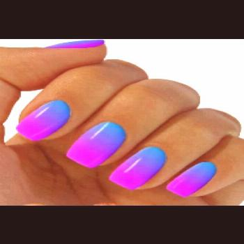 121 reference of light neon pink nails light neon pink nails-#light Please Click Link To Find More