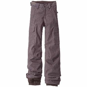 Burton Kids Exile Cargo Pant (Little Kids/Big Kids) (Denim 1) Boy's Casual Pants. For a look that p