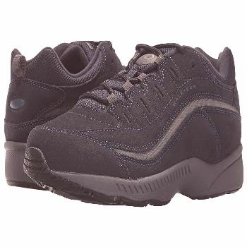 Easy Spirit Romy (Navy Multi Suede 1) Women's Walking Shoes. The Romy is part of the Easy Spirit Cl