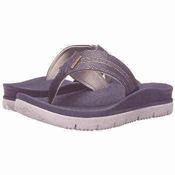 Freewaters Tall Boy (Navy/Light Grey) Men's Shoes. Drink in the awesome comfort and style of the Fr