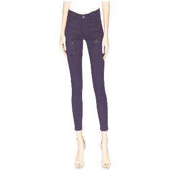 Joie Park Skinny 7024-JJ1032 (Dark Navy) Women's Jeans. Update your look with this Joie Park Skinny