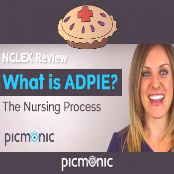 NCLEX Review: What is ADPIE & The Nursing Process? [Updated for 2020] The nursing process (easily r
