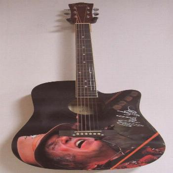 Neil Young Autographed Guitar | Etsy