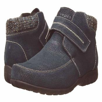 Propet Delaney Strap (Navy) Women's Clog/Mule Shoes. The Delaney Strap dares to add a sporty style