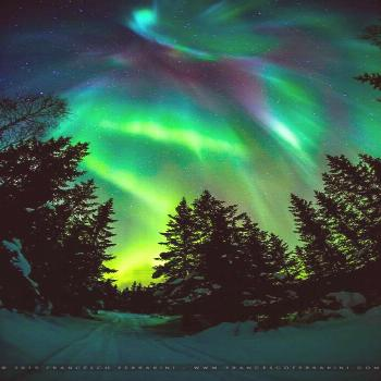 The amazing Northern Lights, officially known in the Northern hemisphere as Aurora Borelias, are na