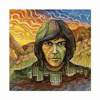 Vintage Posters Neil Young Neil Young Canvas Poster Wall Art
