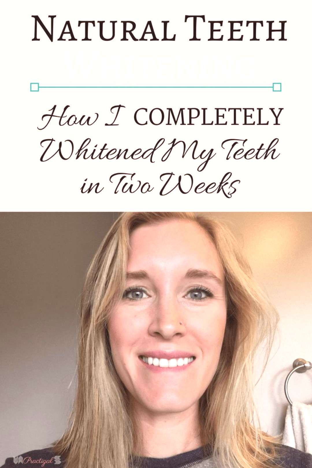 Looking for a natural teeth whitening solution that works but wont make your teeth sensitive or ha