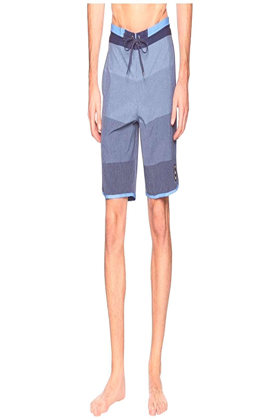 Quiksilver Vista 19 Beachshorts (Medieval Blue) Men's Swimwear. These Quiksilver Vista 19 Beachshor